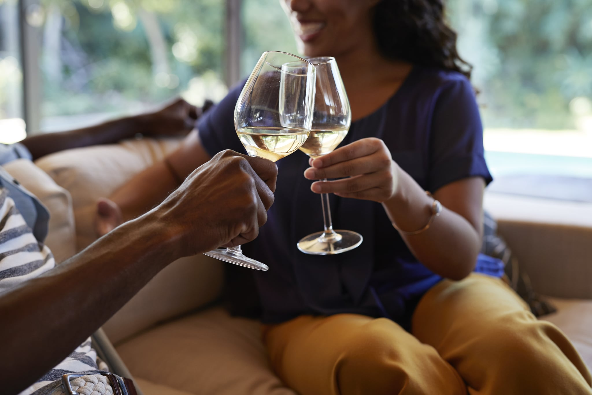 More couples are staying in, drinking wine and watching telly - The Couple  Connection